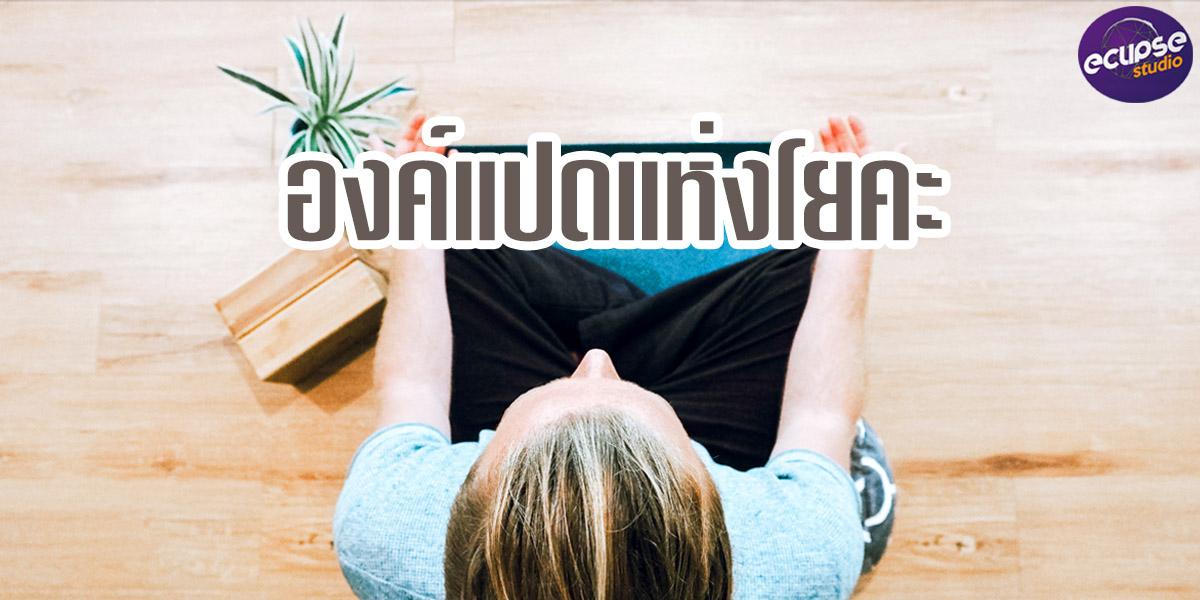 องค์แปดแห่ง โยคะ (Eight lims of yoga)